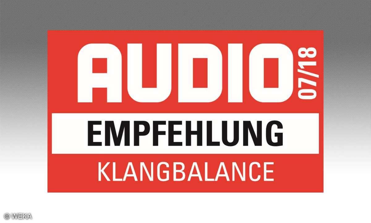 AUDIO Empfehlung Klangbalance