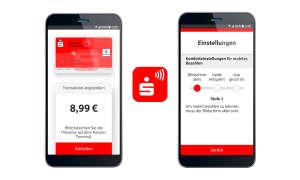 Sparkasse Mobiles Bezahlen App