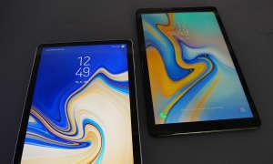 Samsung Galaxy Tab S4 und A 10.5