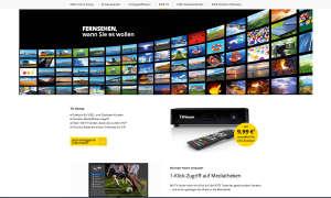 EWE TV-Home