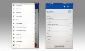 Passwort-Manager im Vergleich - SafeInCloud