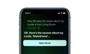 Apple HomePod iPhone x Open Music