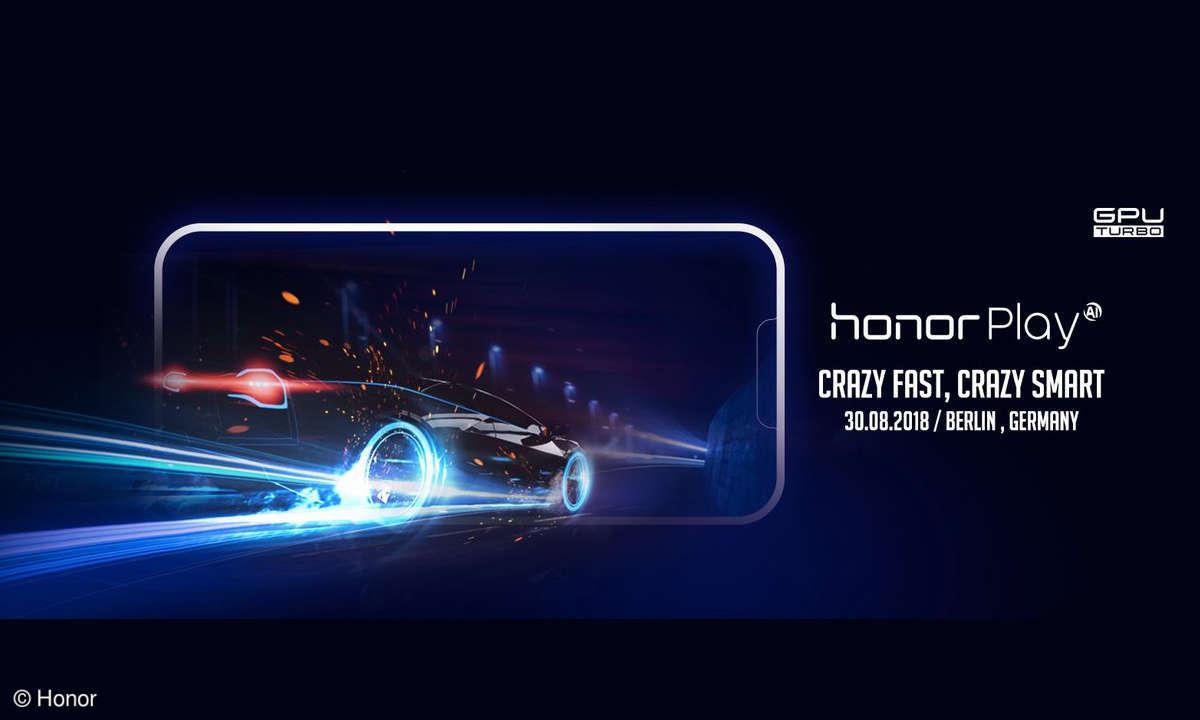 Honor Play Smartphone