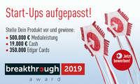 breakthrough award 2019