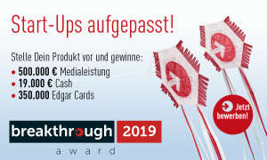 breakthrough award 2019