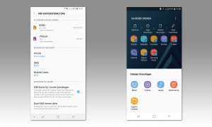 Samsung Galaxy A6 Screens