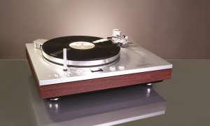 Luxman PD 1714A Plattenspieler Aufmacher