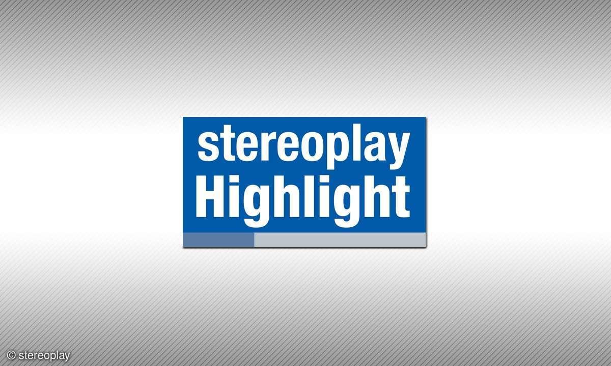 Testsiegel Stereoplay Highlight