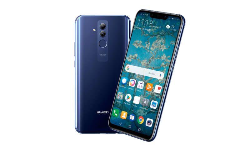 huawei mate 20 lite im test connect. Black Bedroom Furniture Sets. Home Design Ideas