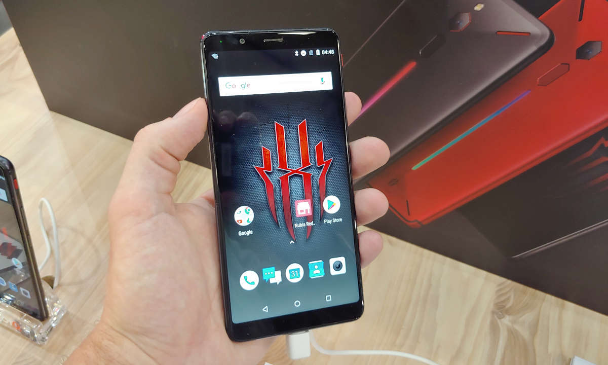 Nubia Red Magic Front