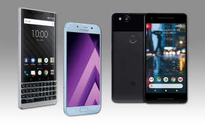 Smartphones Ausdauer Top 10