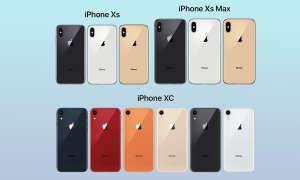 iPhone XC, XS und XS Max im Überblick