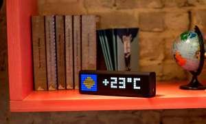 Temperaturanzeige