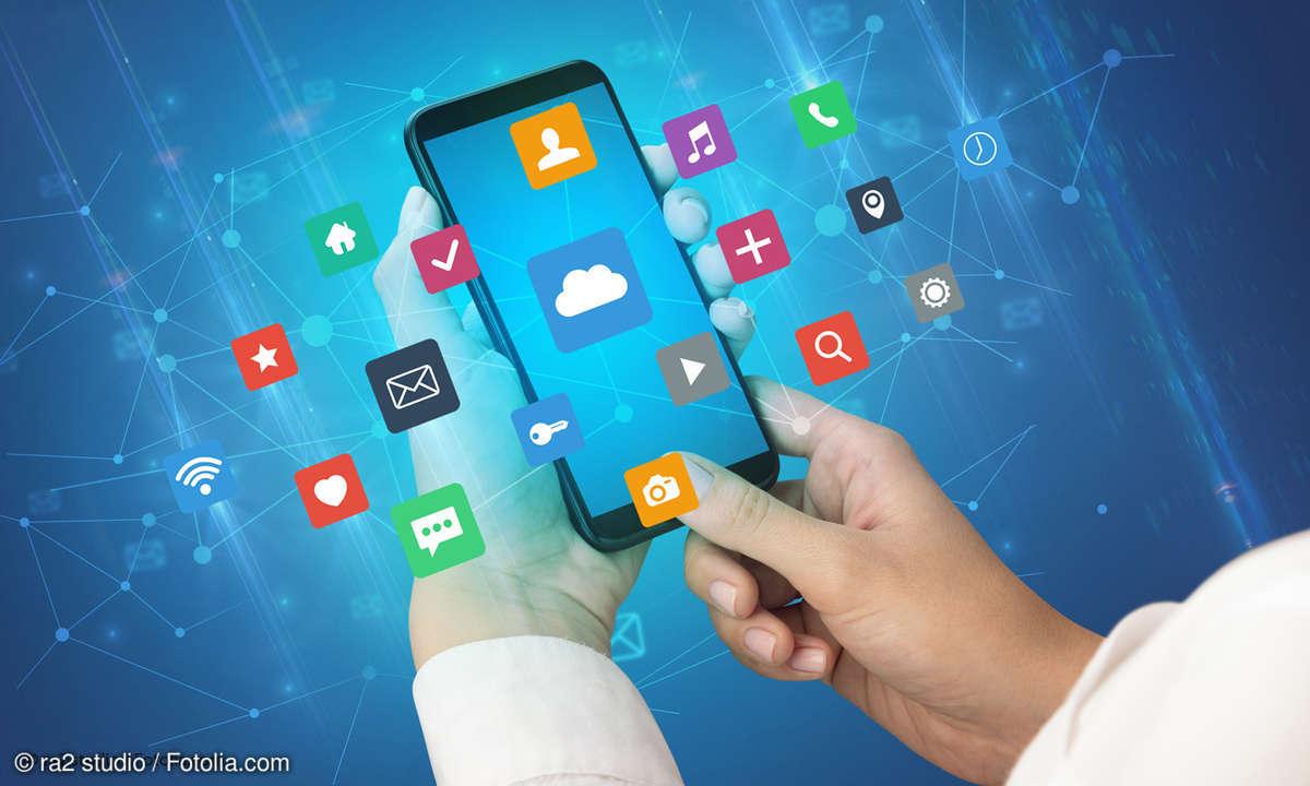 Android Daten retten