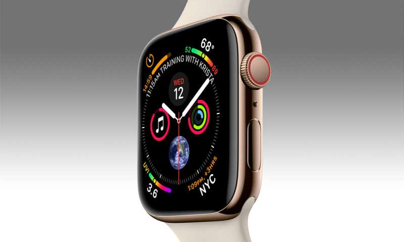 Smartwatch Test Apple Watch Series 4 Connect