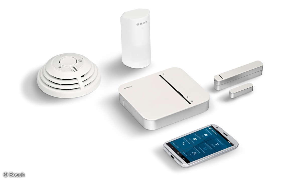Sicherheit daheim: Einbruchschutz - Bosch Smart Home