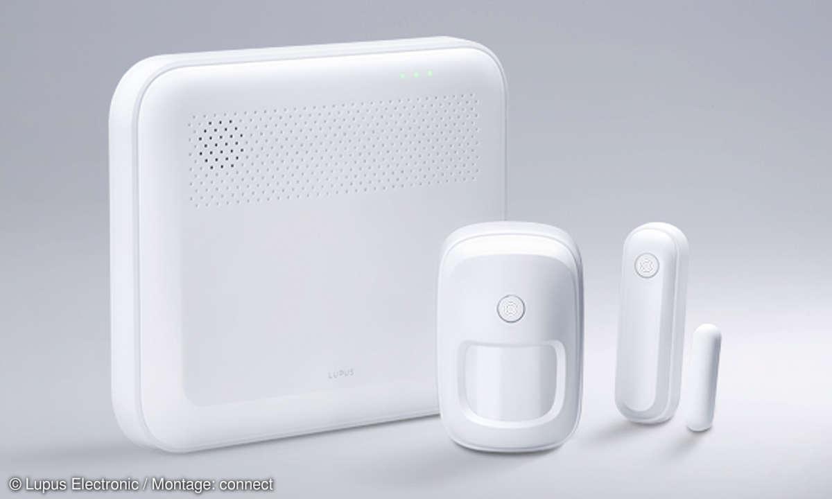 Sicherheit daheim: Einbruchschutz - Lupus Electronic