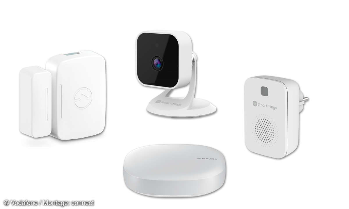 Sicherheit daheim: Einbruchschutz - Vodafone