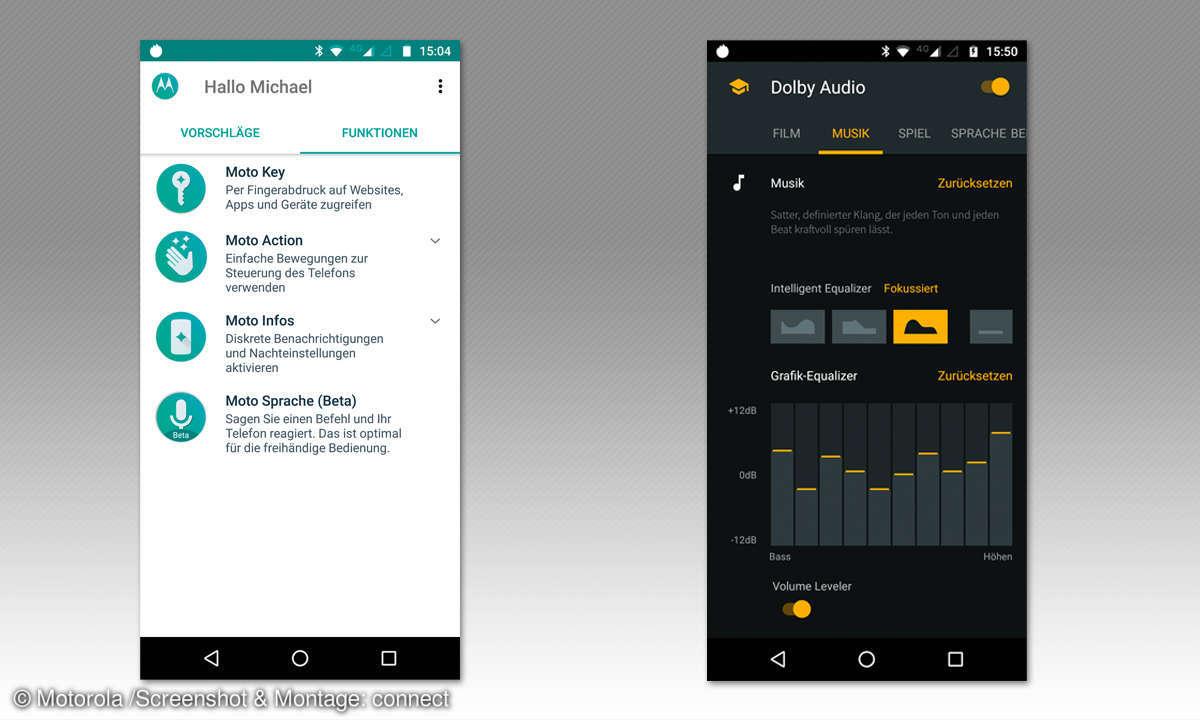Motorola Moto G6 Plus -