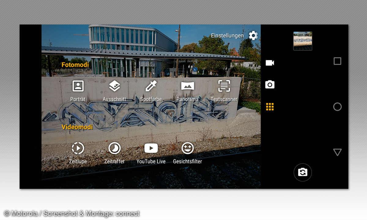 Motorola Moto G6 Plus  - Fotomodi