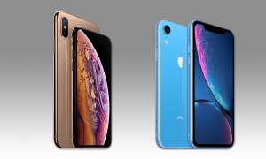 iPhone XS, XS Max und XR