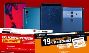 mehrwertsteuer aktion beste smartphone deals