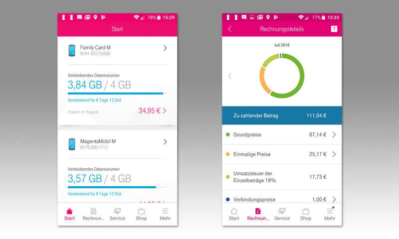Telekom Karte Aktivieren.Telekom Service App Mein Magenta Im Test Connect