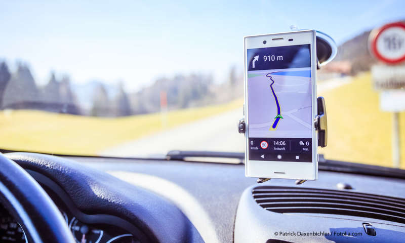 Car Gps With Google Maps on
