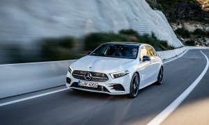 Mercedes Benz A-Klasse 2018