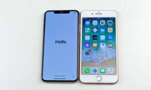Apple iPhone 8 Plus vs. iPhone XS Max