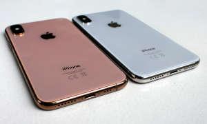 Apple iPhone X und iPhone XS Max Anschlüsse