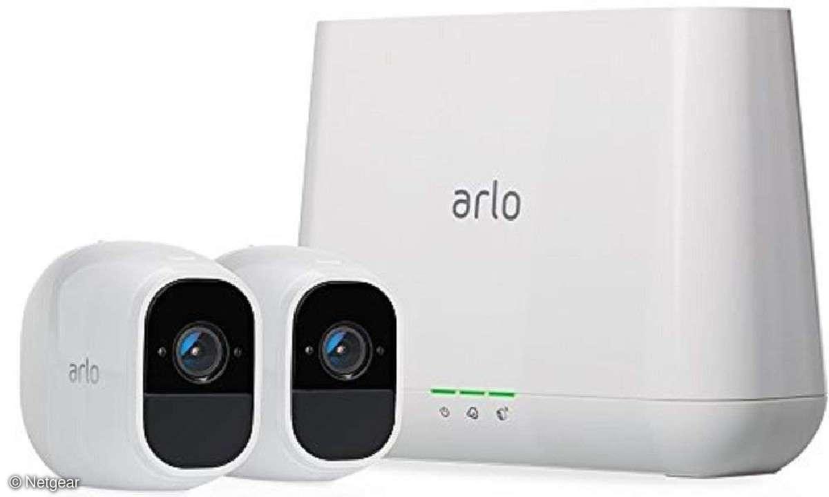 IP-Sicherheitskamera Arlo Pro 2