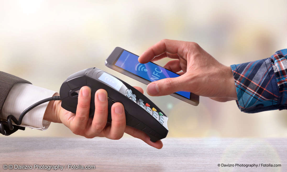Mobiles Bezahlen mit NFC