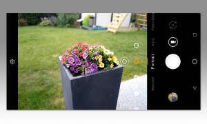 BQ Aquaris X2 - Kamera
