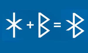Bluetooth-Standard - Logo Herkunft
