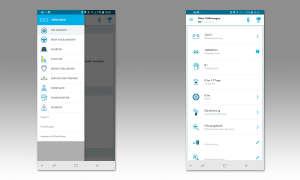 Volkswagen-Connect-App: Autodaten