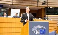 Breeze Technologies beim Europaeisches Parlament