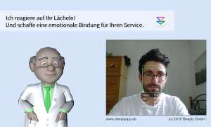 deeply healthcare avatar