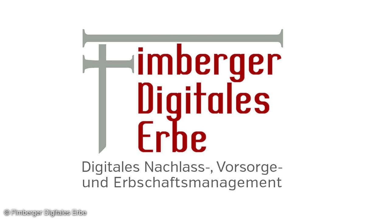 Fimberger Digitales Erbe Firmenlogo