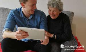 Meintreffpunkt: Eine Familie – Eine App – Alle Generationen