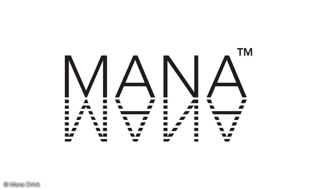 Mana Drink - Logo