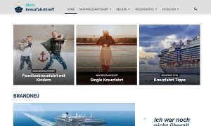 Mein Kreuzfahrttreff Webseite
