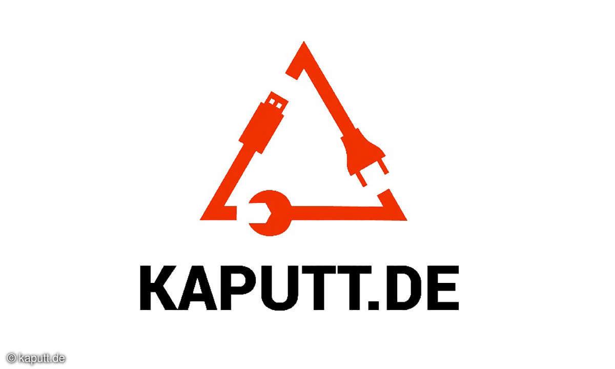 kaputt.de - logo