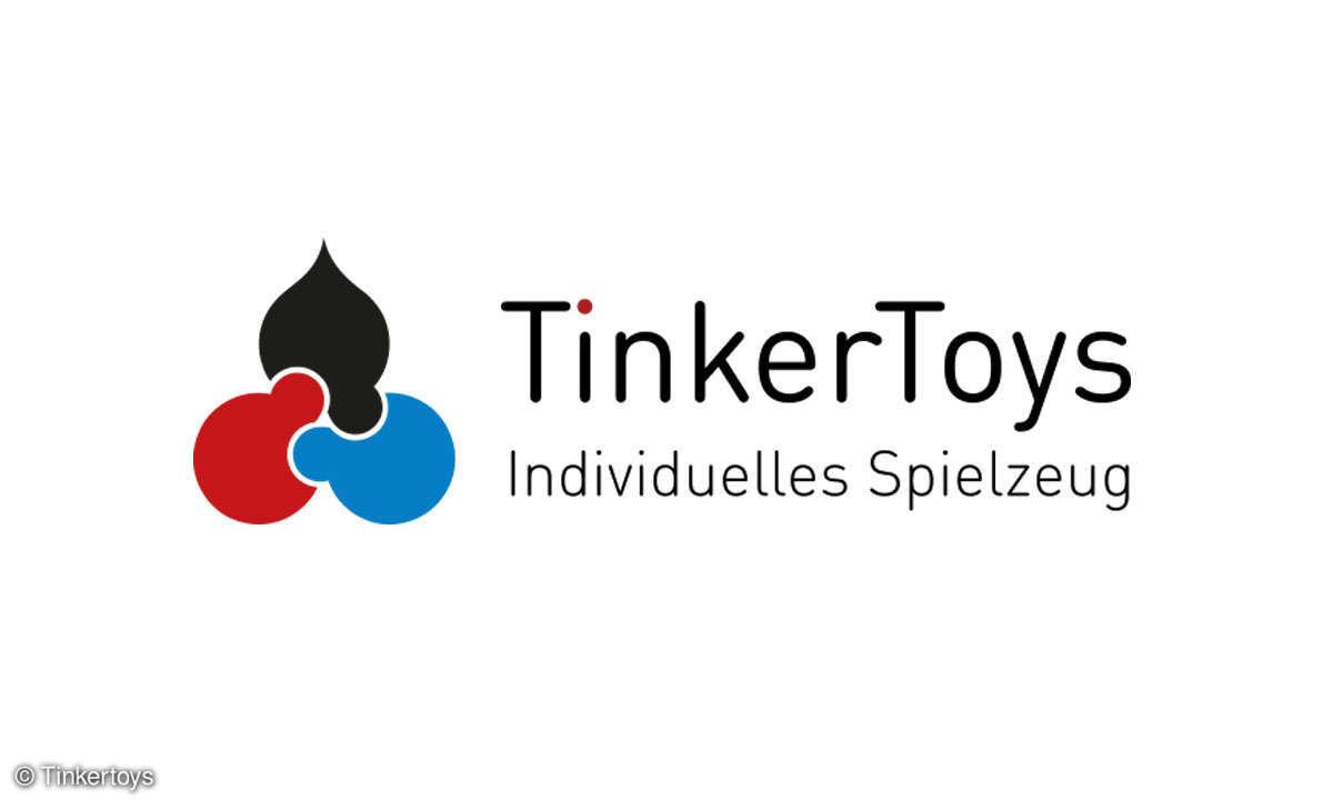 Tinkertoys Logo