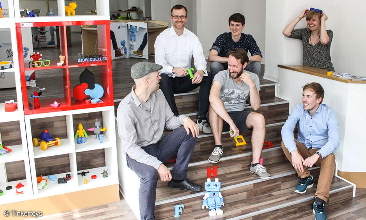 Tinkertoys Team
