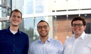 Nelumbox Gründerteam