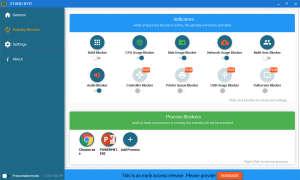 SelectCode Screenshot Standbye