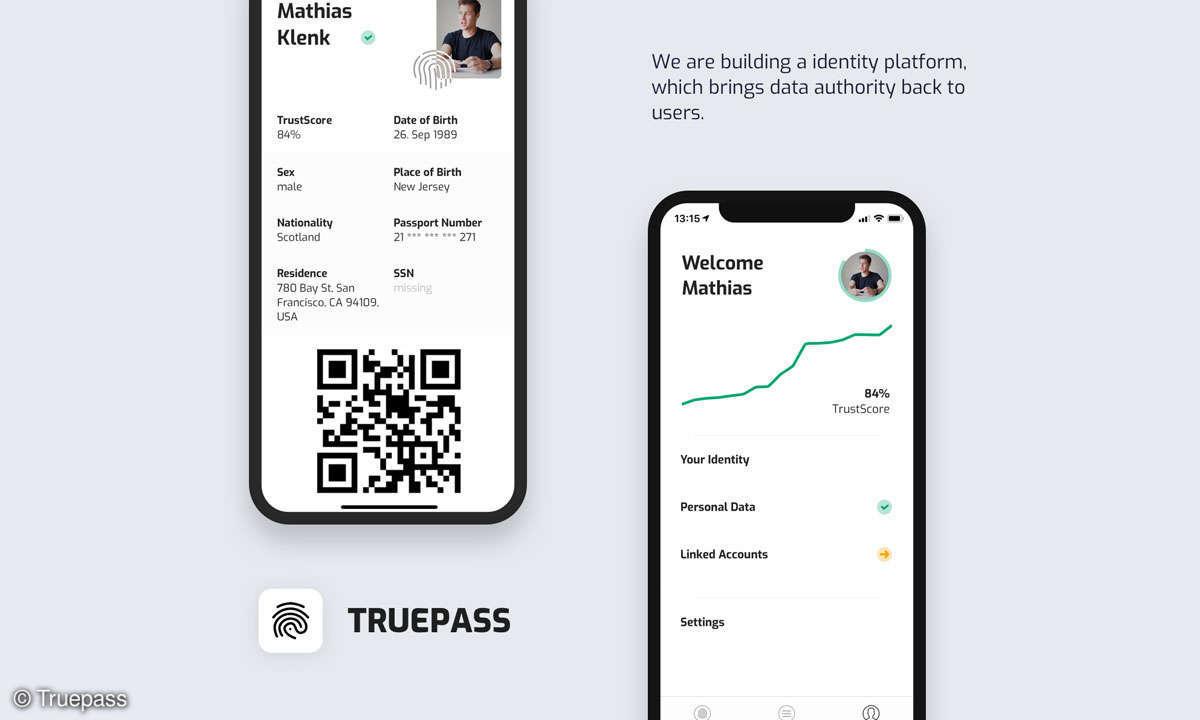 Truepass: The product