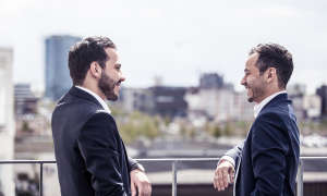 Vitapio: Die Gründer-Brüder