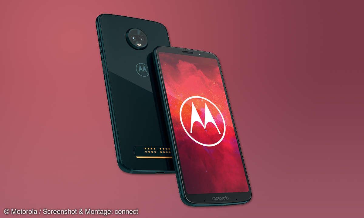 Motorola Moto Z3 Play im Test